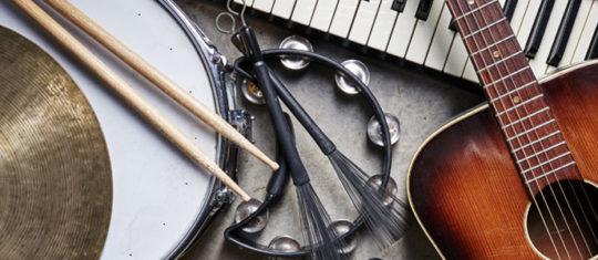 Instruments de musique d'occasion